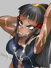 Uncensored futanari xxx hentai